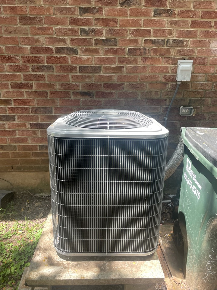 Buda, TX - Air Conditioning Inspection in Cullen Country