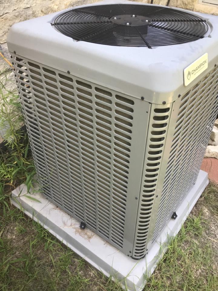 Wimberley, TX - Ac repair
