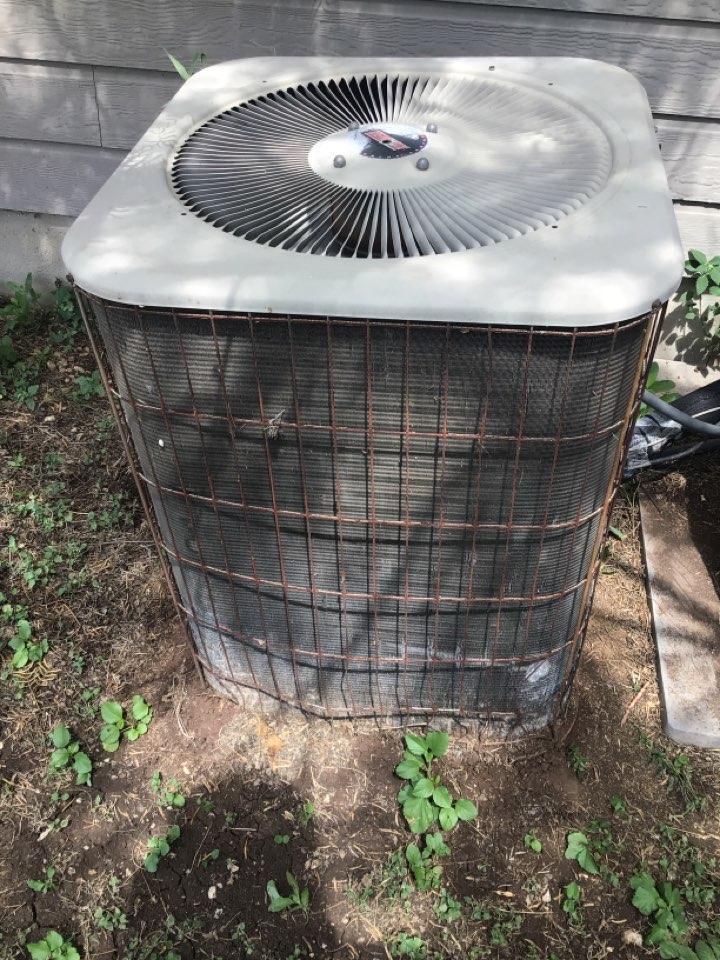 San Marcos, TX - Air conditioning repair