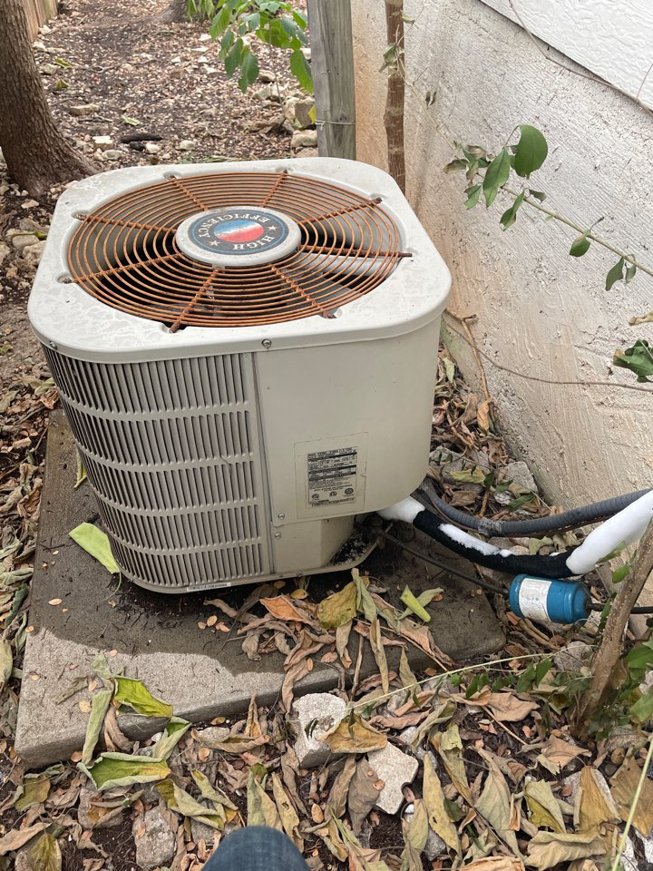 San Marcos, TX - system replacement, carrier install