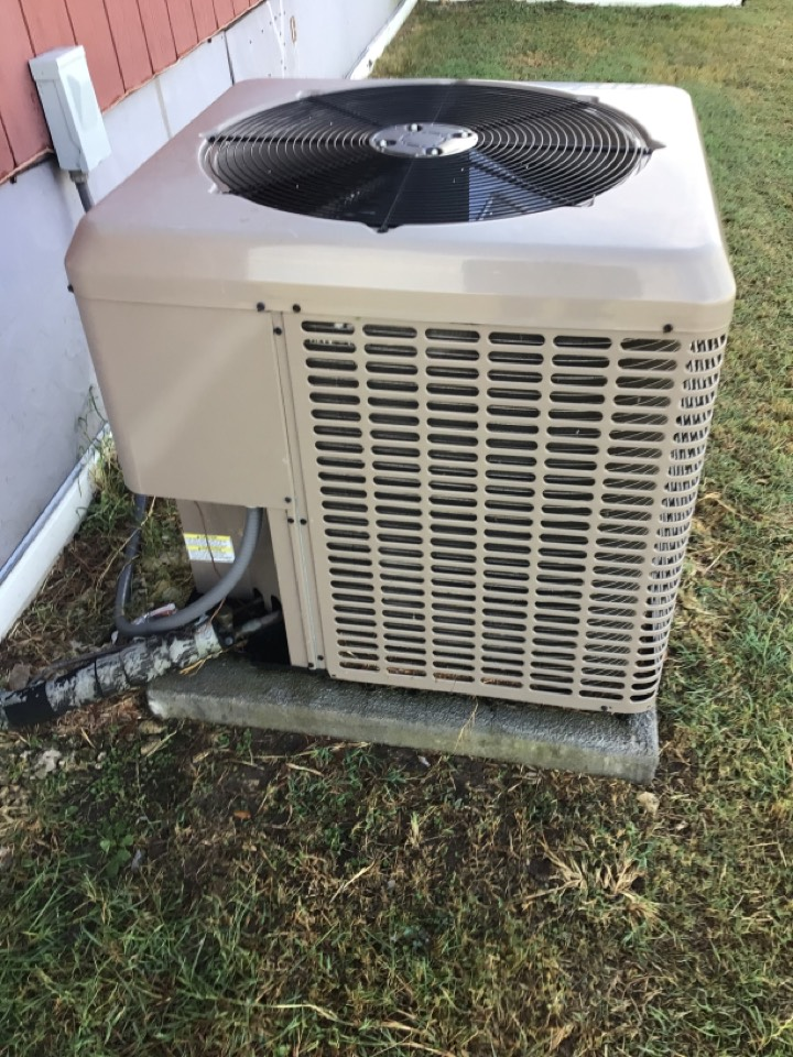 Kyle, TX - Ac coil cleaning