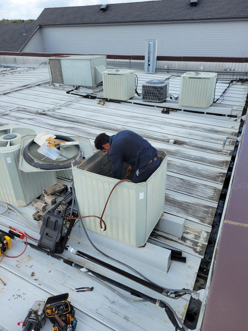 Kyle, TX - Commercial AC repair
