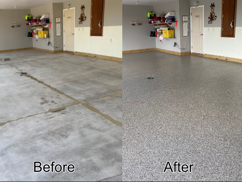 Waterloo, IA -  We highly recommend Jason and his crew!! They are awesome to work with and assure a job well done with quality work performance. They even clean up the work area. Extremely happy with Xtreme Clean & Coatings!
