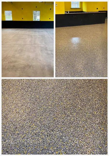 Madison, WI - Xtreme Clean & Coatings is a fantastic crew to work with! They assure a job well done with quality work, professionalism, and fair pricing! Our garage looks fantastic, thanks to Jason and his crew!! We already plan on them coming back to redo our patio!