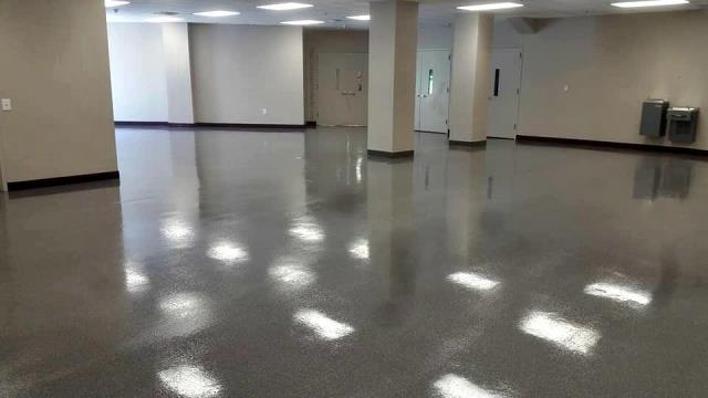 Extremely happy with the work Xtreme Clean & Coatings did! They came out for a quote quickly, explained how the process worked, provided competitive pricing, and complete the work within 3 days! The whole crew was very knowledgeable and professional. I would absolutely recommend them again and again! Thanks so much for the fantastic job you guys did for our school hallway!