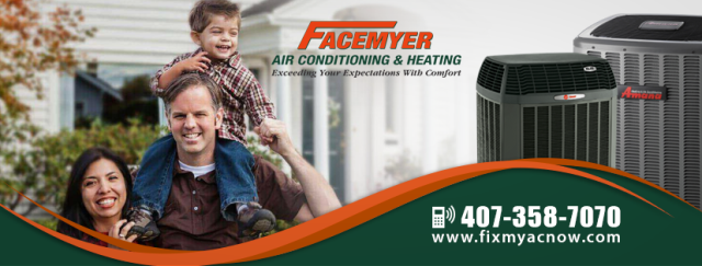 Sanford, FL - Website and Digital Marketing Project management training with a fantastic HVAC company, Facemyer A/C and Heating in Sanford, Florida area.