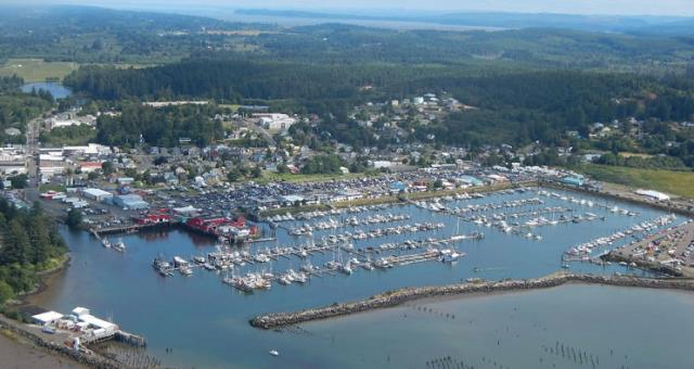 Ilwaco, WA - Enjoyed working with the fantastic team at Port of Ilwaco for their online website Summer Reservations Launch!! In Ilwaco, Washington.