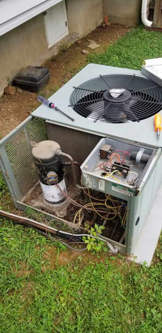Falls Church, VA - Preventative maintenance, system tune up