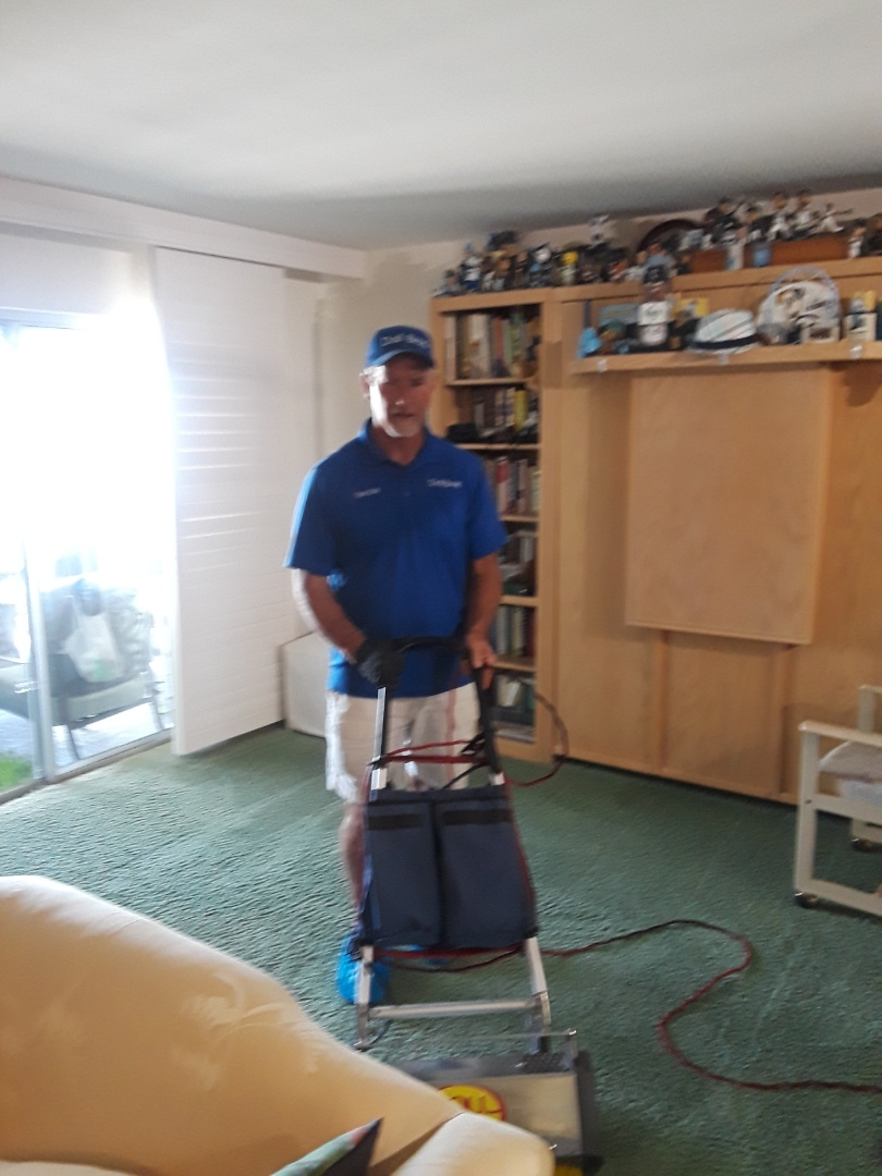 St. Petersburg, FL - Carpet Dry Cleaning in Boca Ciega Condominiums. We have many customers in this community that we Carpet Clean and Furniture Clean for.