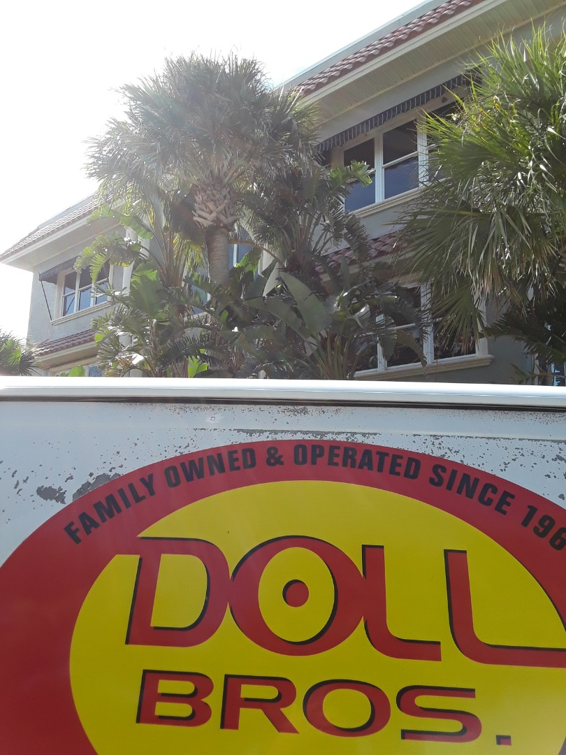 Indian Rocks Beach, FL - Giving a Tile and Grout Cleaning estimate at this stunning home on the beach. Cleaning Tile floors in this three story home will turn out beautifully.