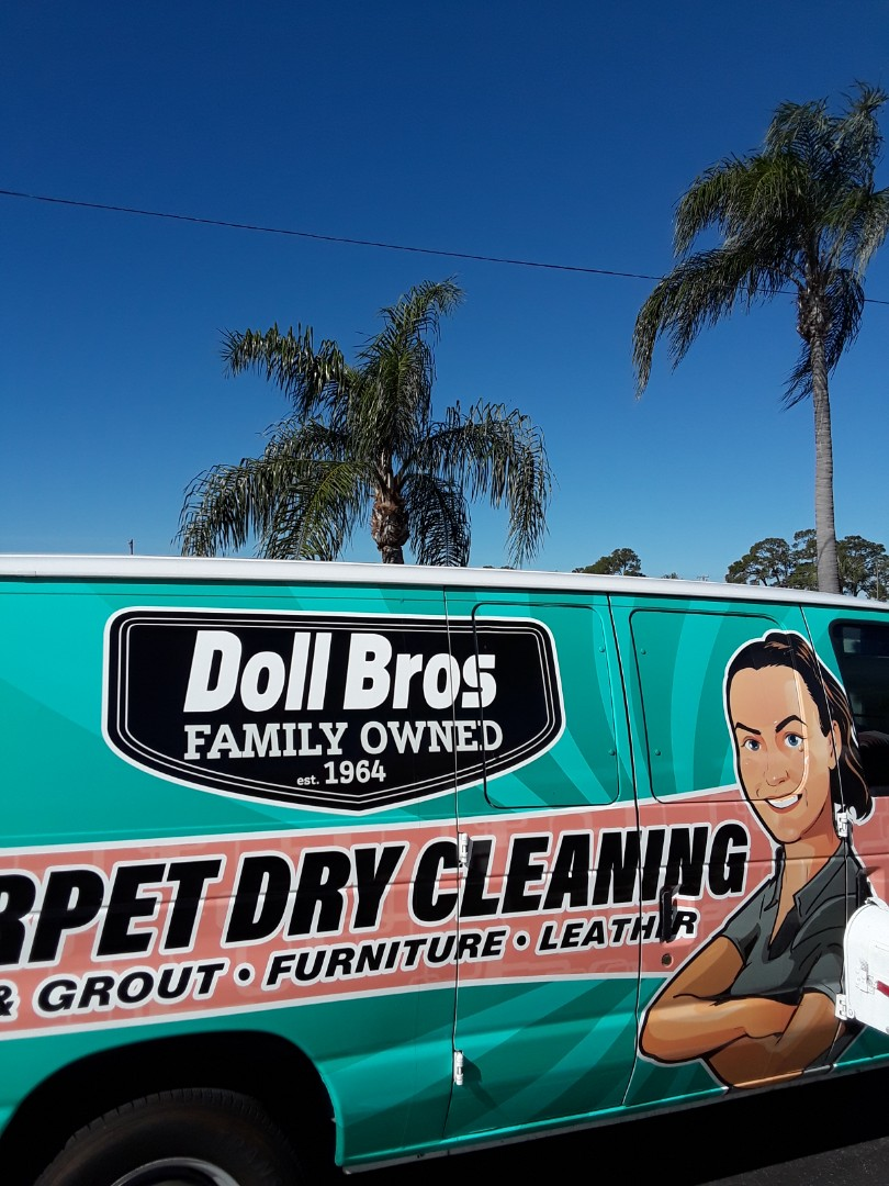 Clearwater, FL - Carpet  Dry Cleaning for a multi repeat customer of ours in Ranch Mobile Home Park.