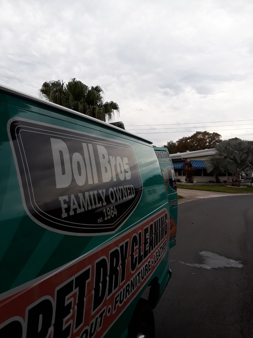 Largo, FL - We are Cleaning 2 homes on the same street in Palm Hill Country Club today. Both jobs are Carpet Dry Cleaning and one is also Upholstery Cleaning.