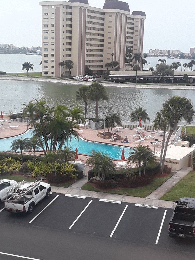 St. Petersburg, FL - We have back to back Carpet Cleaning jobs in Sea Towers Condominiums. The 1st is the whole condo in the Hamilton building.