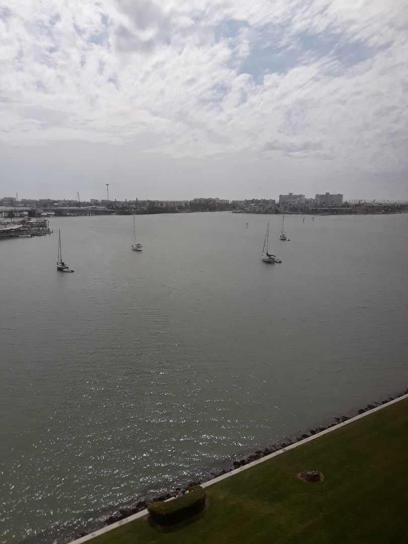 St. Petersburg, FL - Just completed our 2nd job in a row at Sea Towers Condominiums this one at the Continental building.