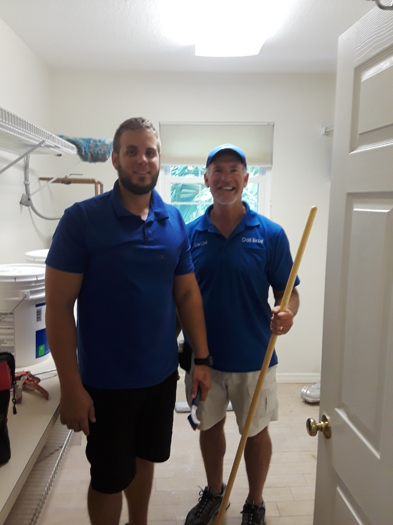 Redington Shores, FL - Three story home Cleaning all of the Carpet and Tile and Grout Cleaning 4 rooms of tile. This is the 21st Cleaning for this great customer.