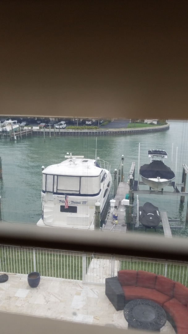Clearwater, FL - Carpet Cleaning a waterfront townhouse on Sand Key beach.