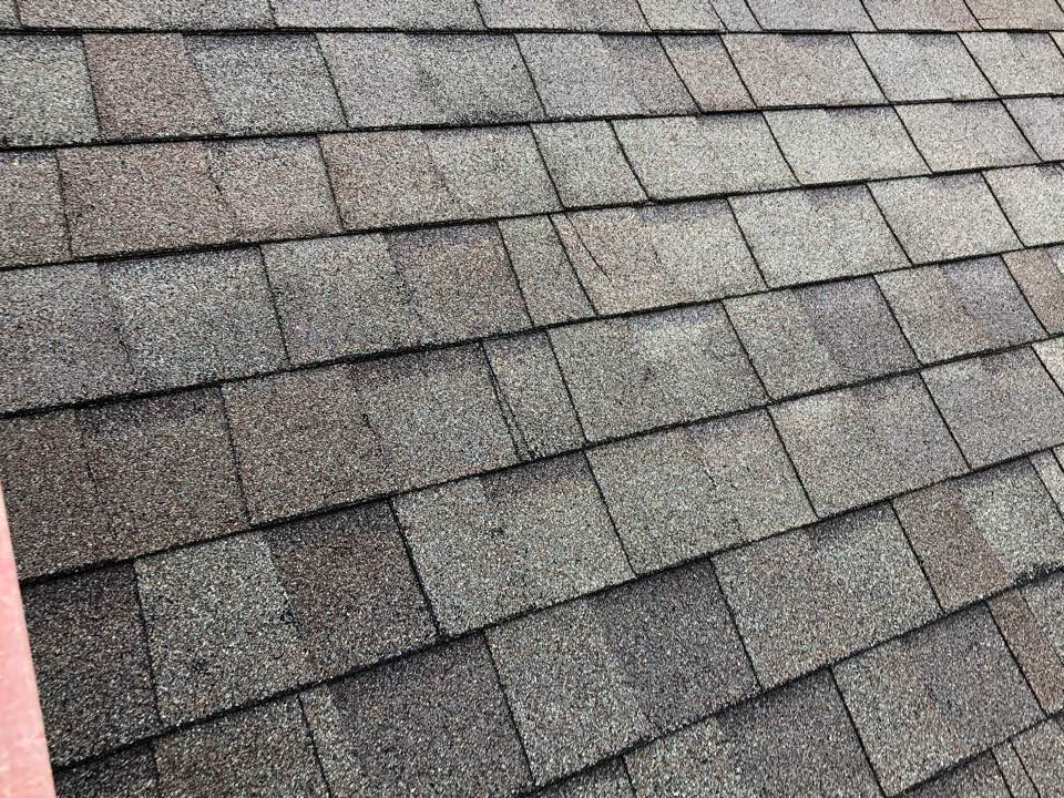 Trussville, AL - Measured for a new shingle roof replacement
