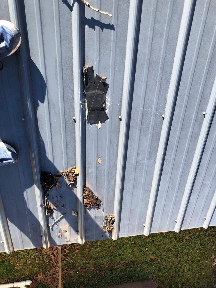 Bessemer, AL - Metal roof repair