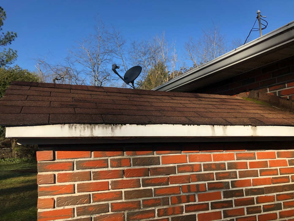 Kimberly, AL - Measured for a new shingle roof replacement
