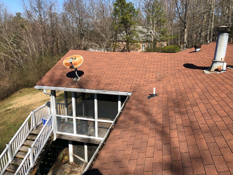 Dixiana, AL - Measured for a new shingle roof replacement