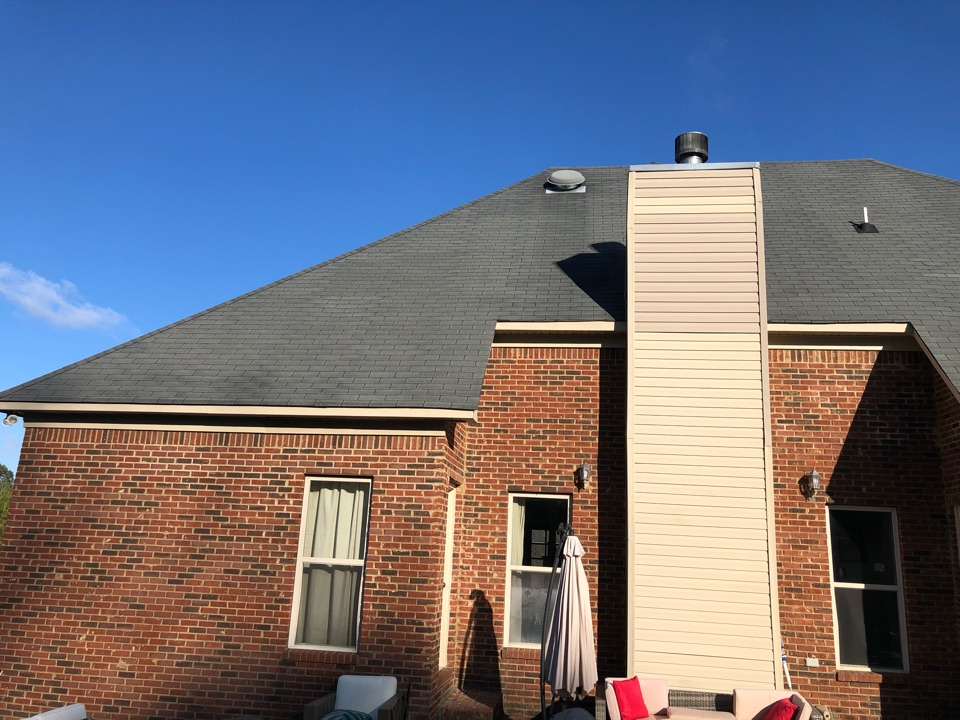 Empire, AL - Measured for a new gutter system