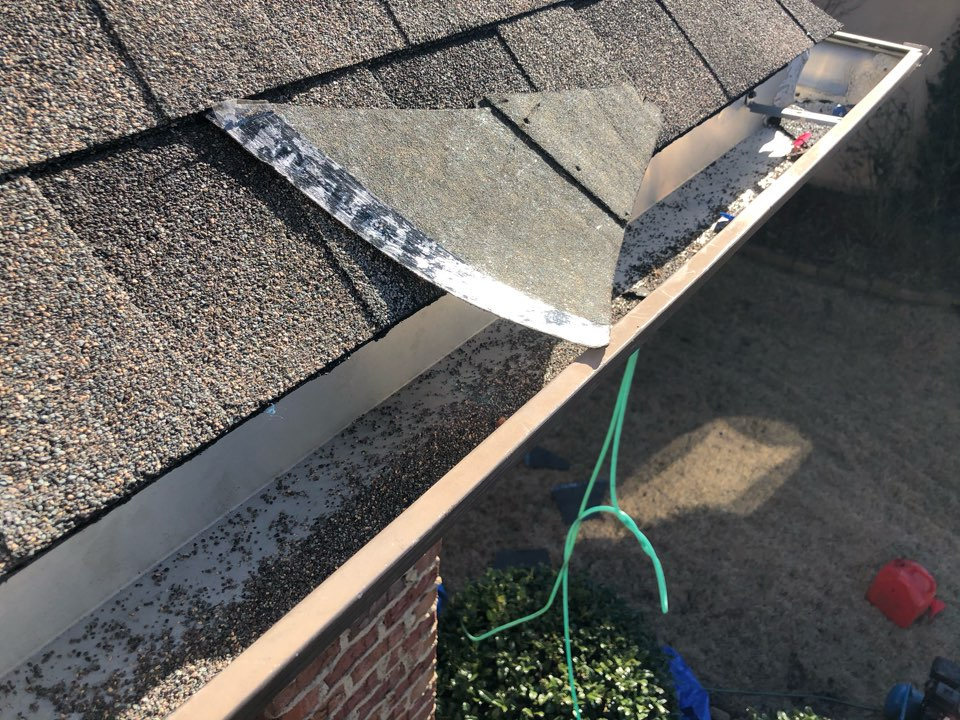 Hoover, AL - Measured for a new shingle roof replacement