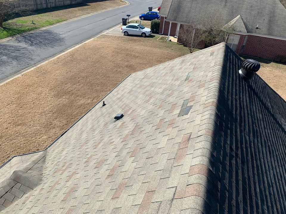 Coalburg, AL - Measured to replace shingle roof.
