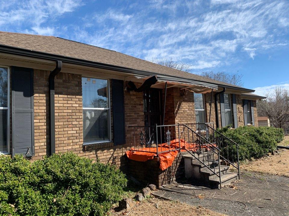 Fultondale, AL - Need awning