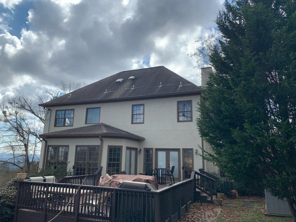 Birmingham, AL - Measured to replace dimensional shingle roof.