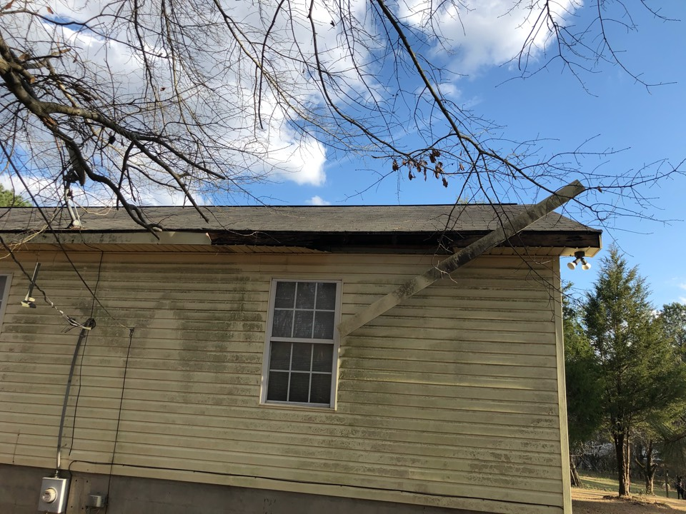 Hayden, AL - Measured for a new shingle roof