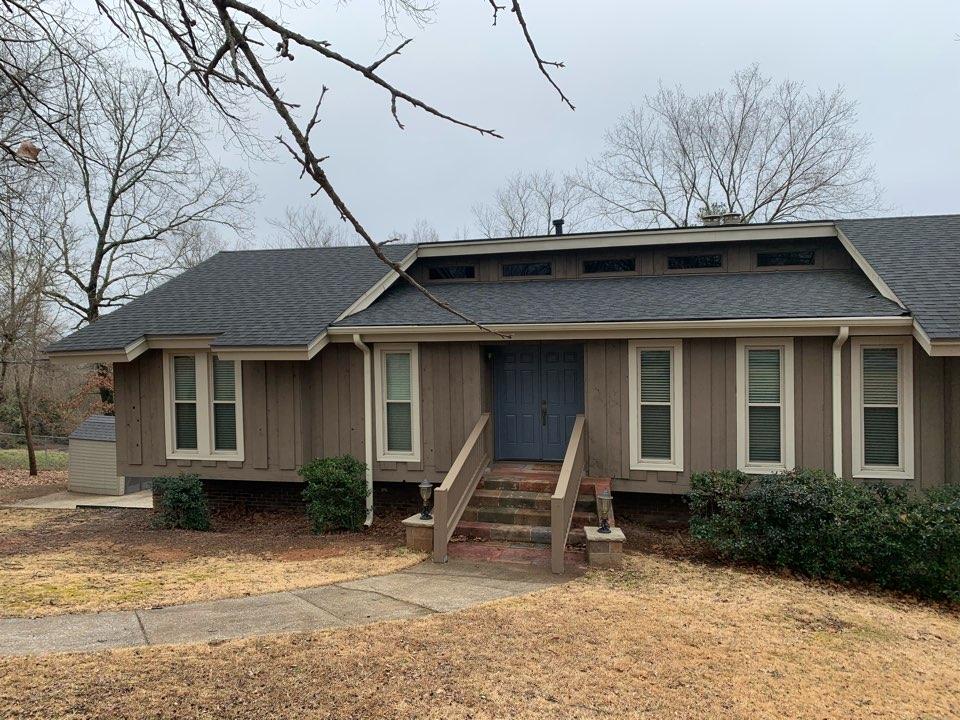 Birmingham, AL - Need roof cleaning