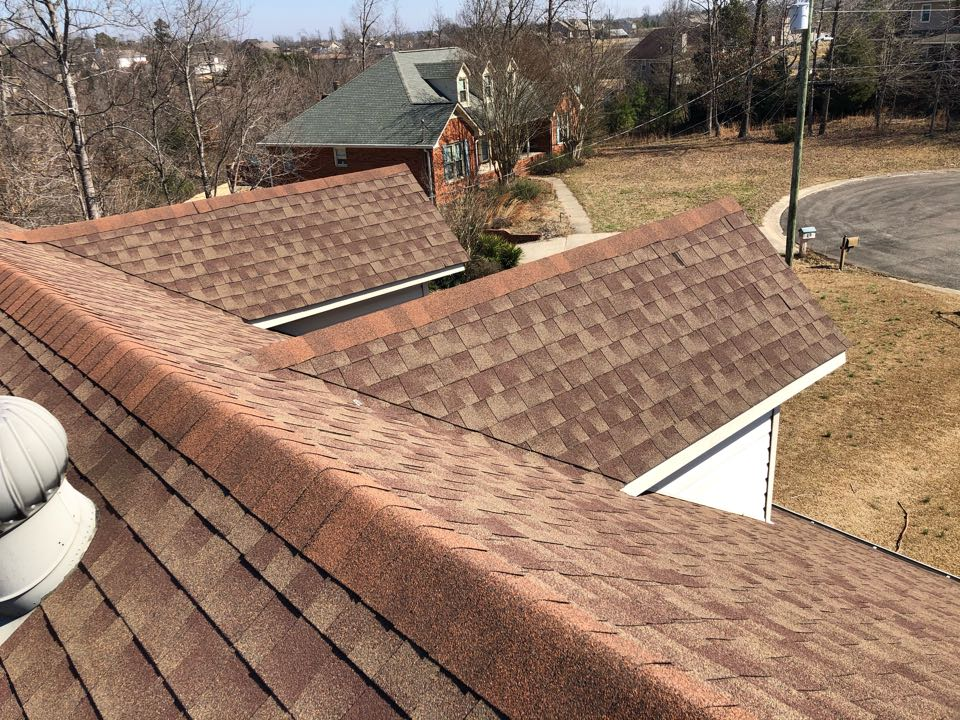 Pleasant Grove, AL - Measured for a new shingle roof replacement