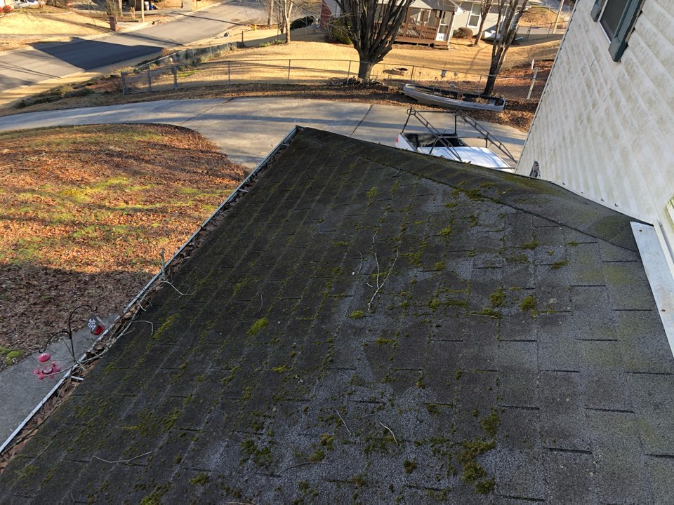 Morris, AL - Measured for a new shingle roof replacement