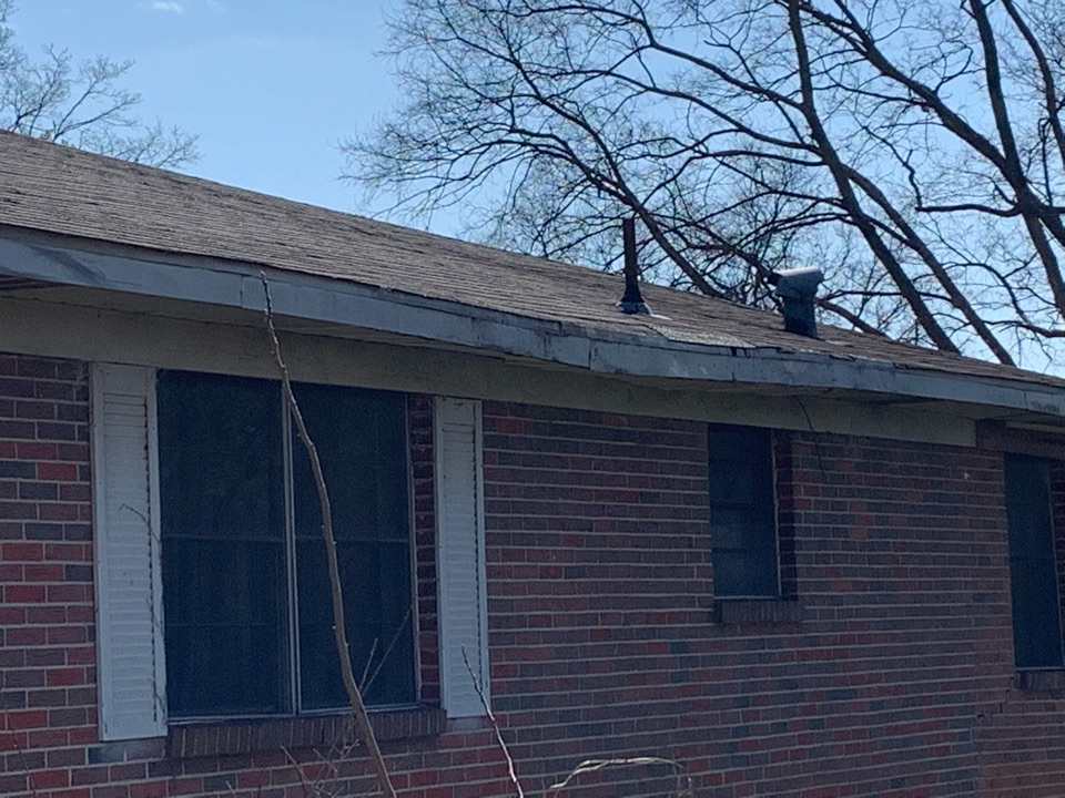 Birmingham, AL - Measured to replace three tab shingle roof and damaged fascia boards