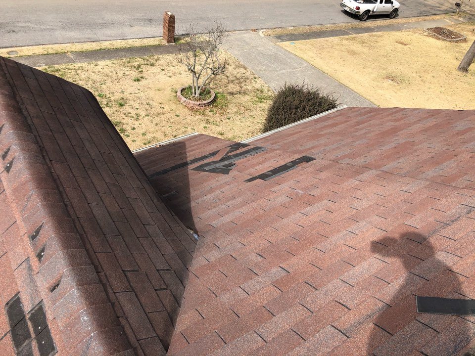 Center Point, AL - Measured for a new shingle roof replacement
