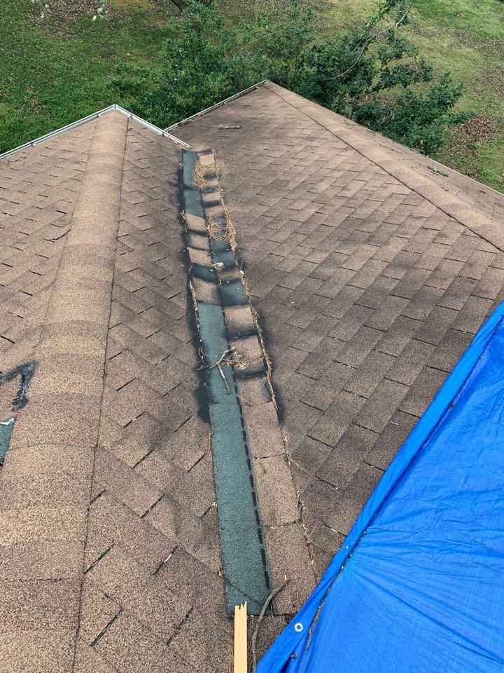 Pleasant Grove, AL - Measured to replace three tab shingle roof.