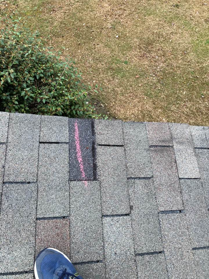 Cullman, AL - Measured for a new shingle roof replacement