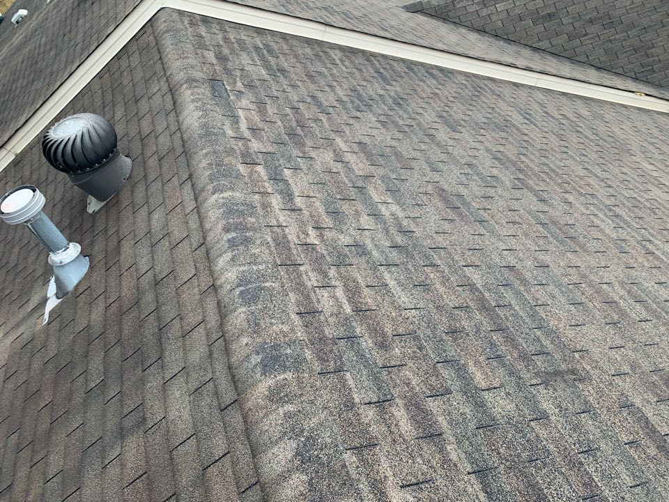 Bessemer, AL - Measured to replace three tab shingle roof.