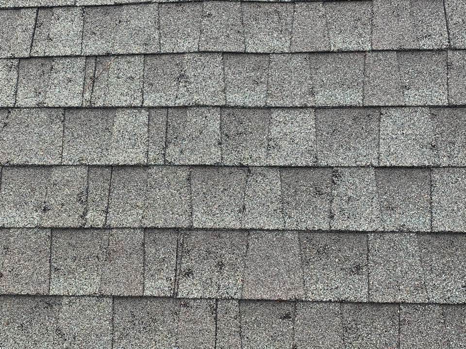 Vestavia Hills, AL - Measured to repair dimensional roof with hail damage.