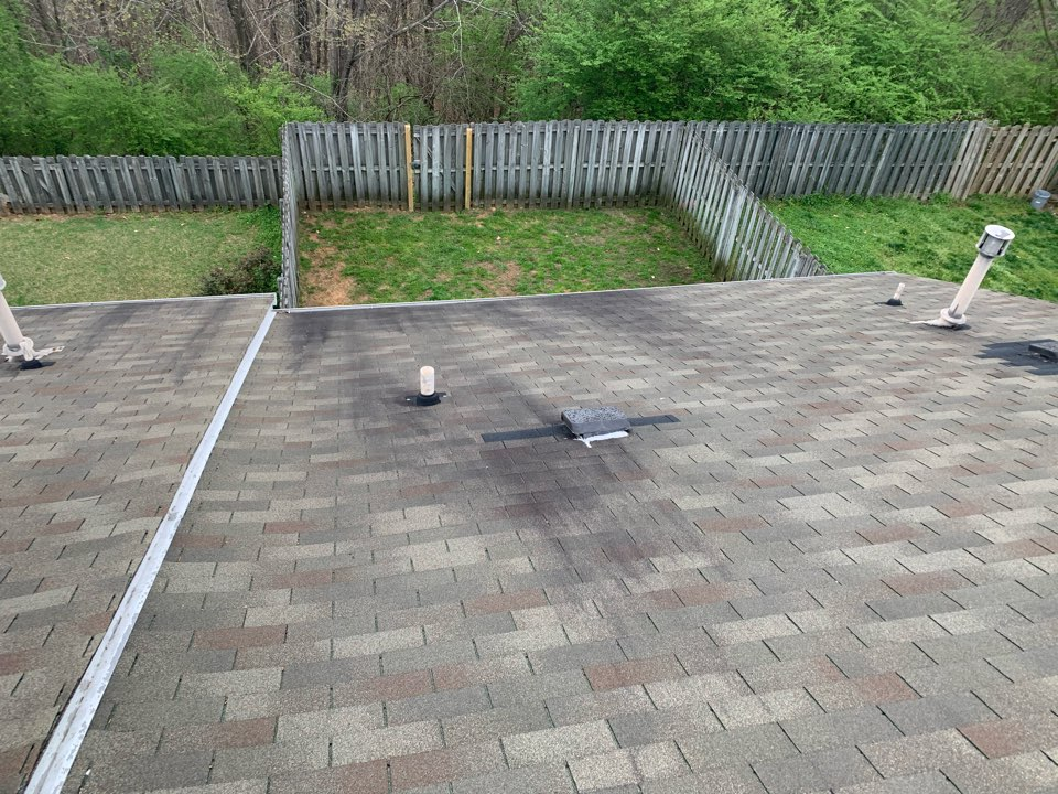 Coalburg, AL - Measured to replace three tab shingle roof with a dimensional shingle roof.