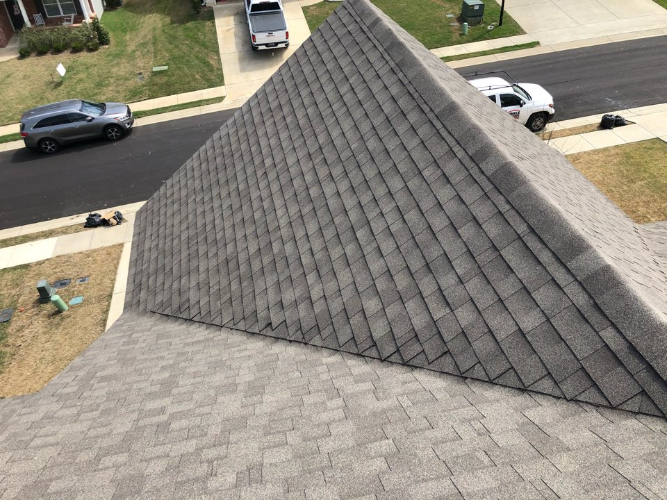 Calera, AL - Measured for a new shingle roof replacement