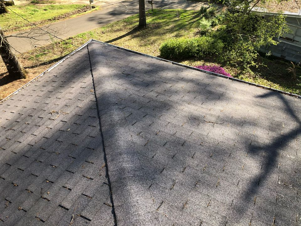 Mount Olive, AL - Measured for a new shingle roof replacement