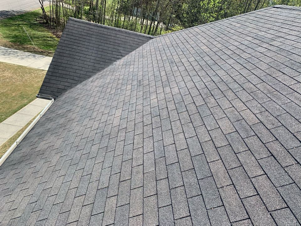 Trussville, AL - Measured to replace three tab shingle roof.