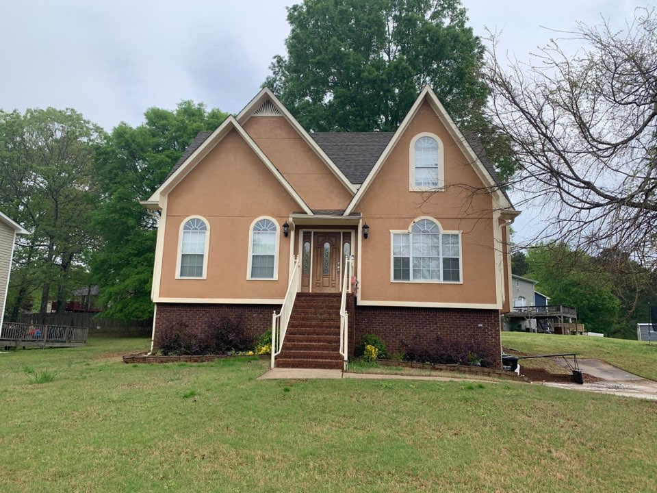 Trussville, AL - Measured to replace dimensional shingle roof