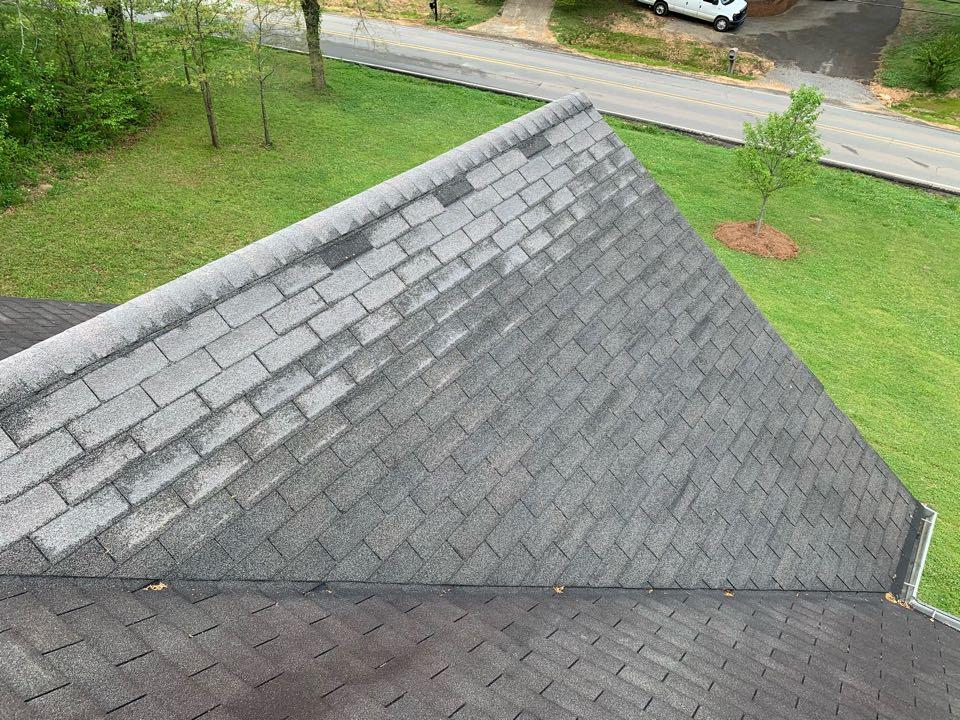 Springville, AL - Measured to replace three tab shingle roof.