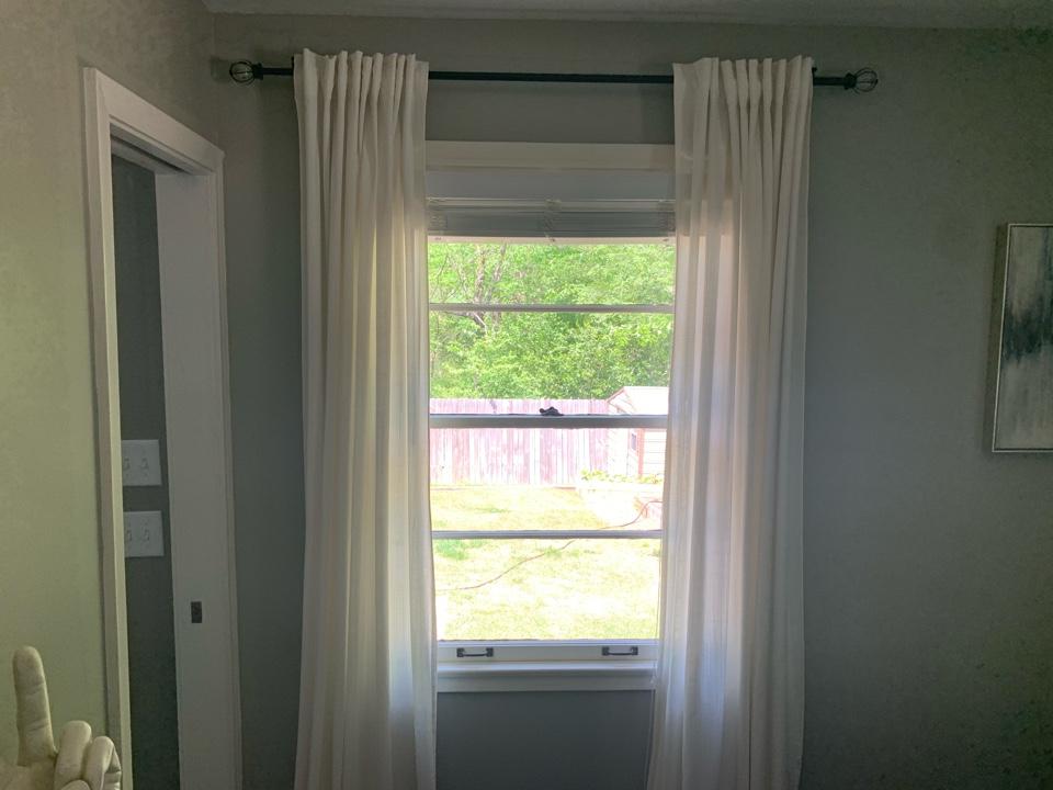 Vestavia Hills, AL - Measured to replace windows.
