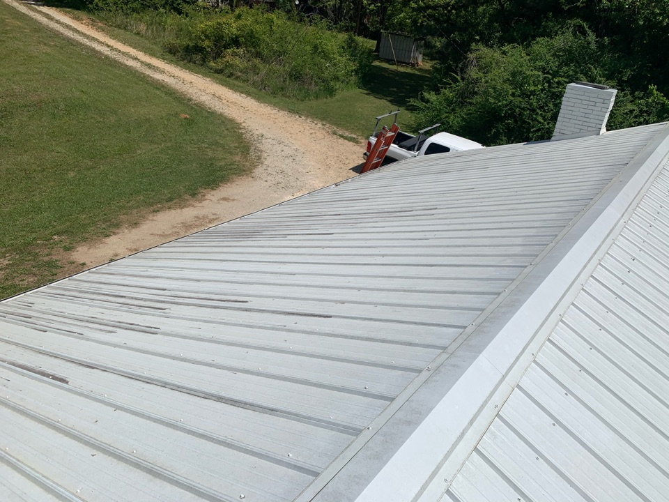 Bessemer, AL - Measured to replace meta roof.