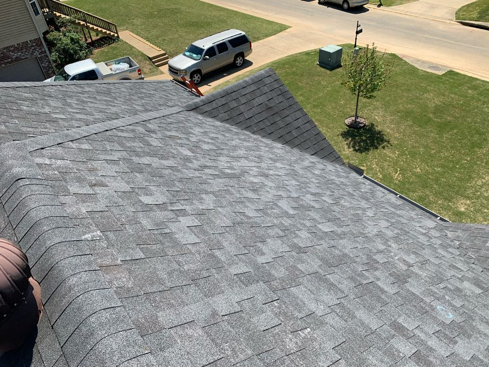 Odenville, AL - Measured to replace dimensional shingle roof.