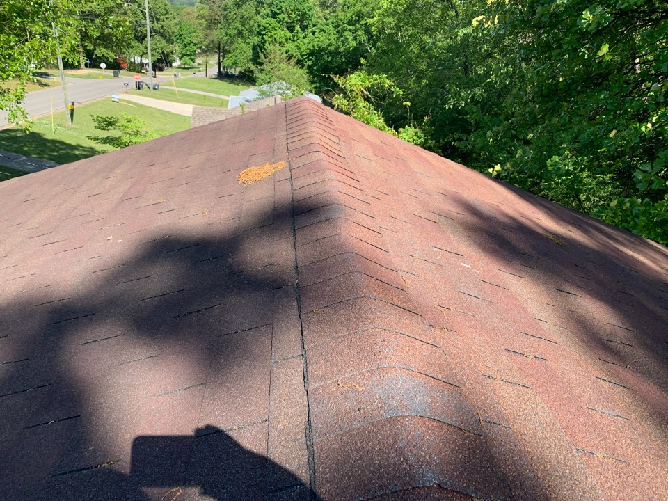 Moody, AL - Measured to replace three tab shingle roof.