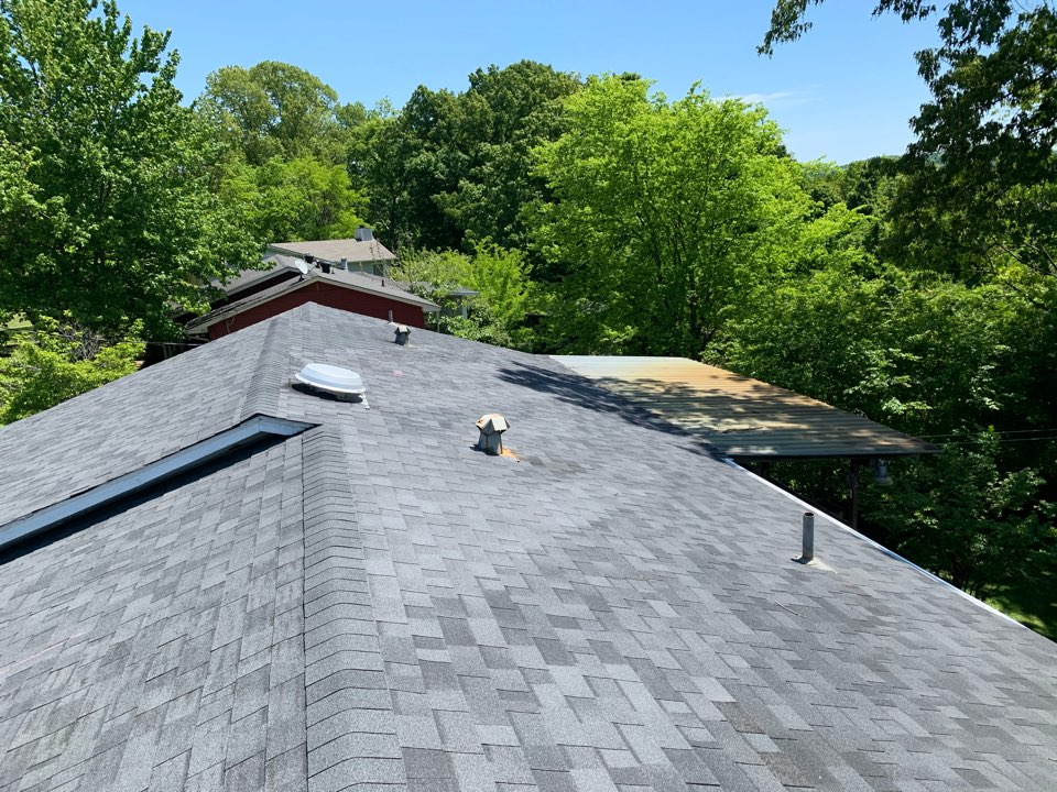 Center Point, AL - Measured to replace dimensional shingle roof.